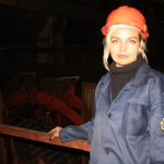 Прекрасная половина Чкаловской обогатительной фабрики в лице Натальи ПИНДЮРИНОЙ