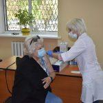 На комбинате продолжается кампания по вакцинации работников от COVID-19