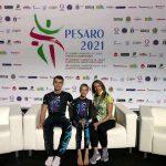 Дарья СТРЕЛЕЦ из Покрова представляла Украину на Чемпионате Европы